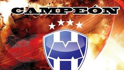 Monterrey Campeon Apertura 2010