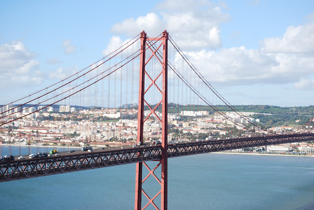 Bridge across Tagus