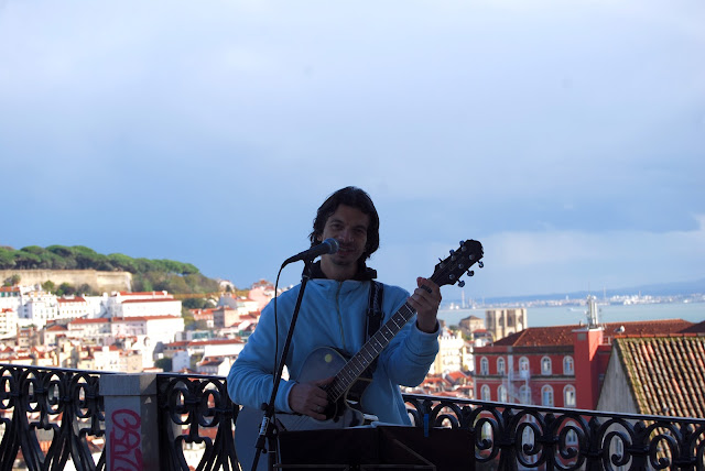 musician in lisboa