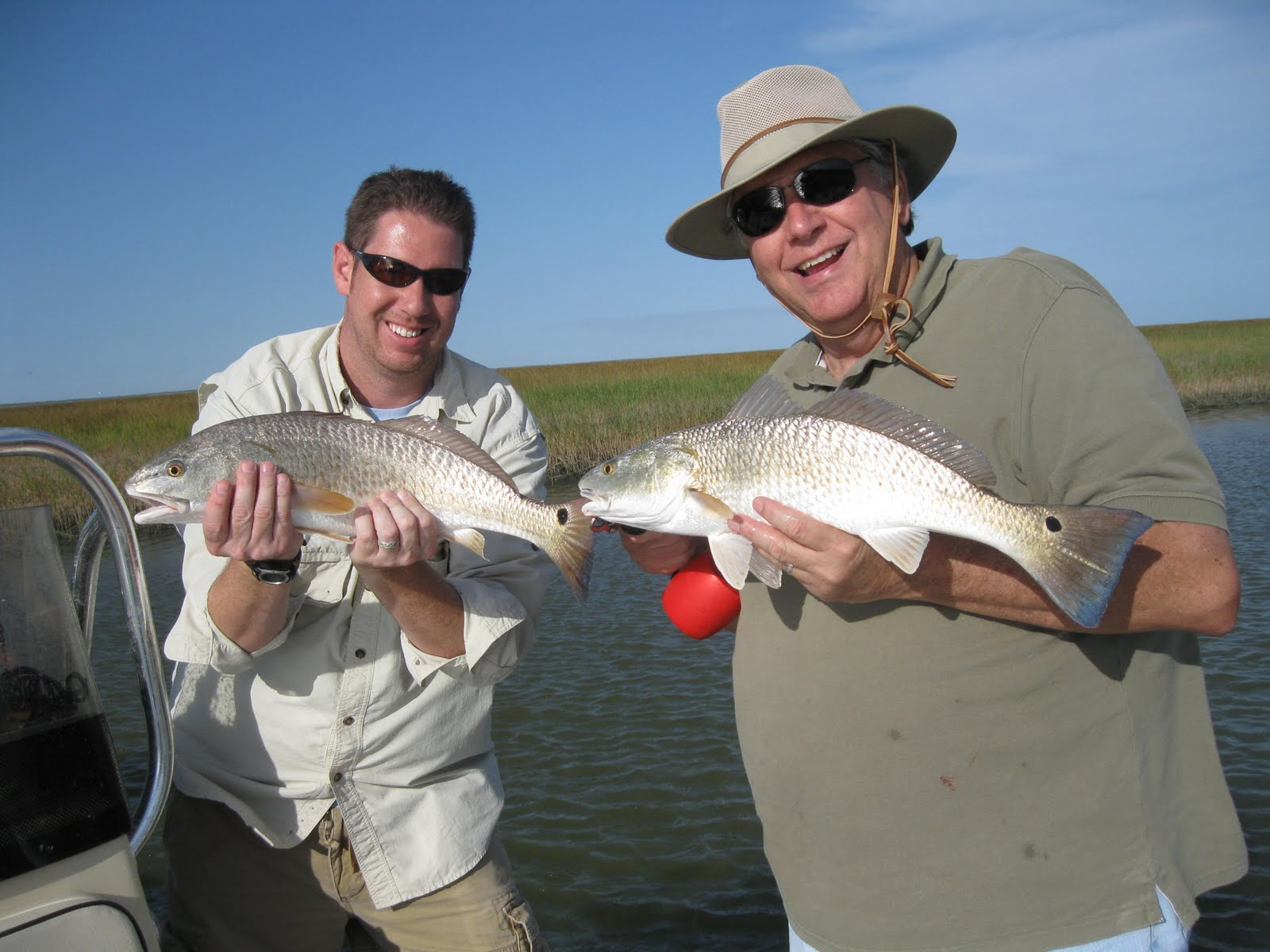 Ron 39 s rockport fishing reports october 2010 for Rockport texas fishing report