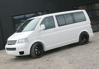 2003 ABT VW Sporting Van T5