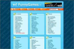 funnygames at