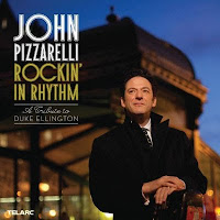 John Pizzarelli: Rockin in Rhythm - A Tribute to Duke Ellington (2010)
