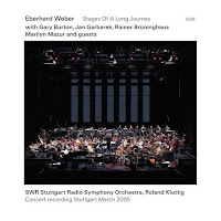 Cover Album of Eberhard Weber: Stages Of A Long Journey (2007)