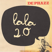 Cover Album of De Phaz: LaLa 2.0 (2010)