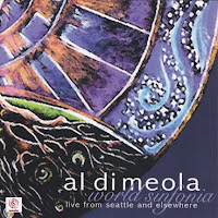 Cover Album of Al Di Meola: Live from Seattle and Elsewhere (2009)