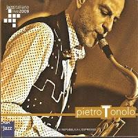 Pietro Tonolo - Live At Casa Del Jazz (2010)