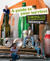 Lambeth guide to rubbish and recycling on Vassall View vassallview.com