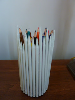 another pencil holder