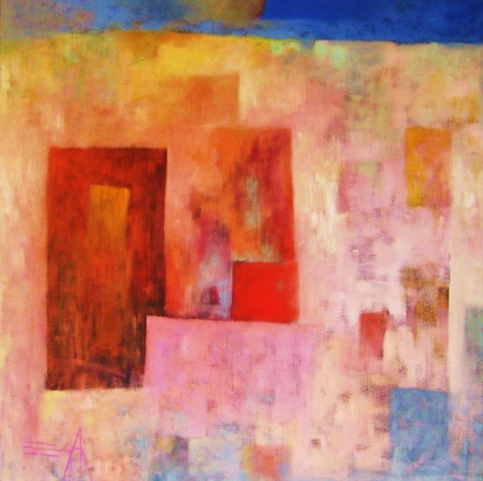 Abstracto por Edgar del Canto