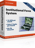 Institutional Forex System