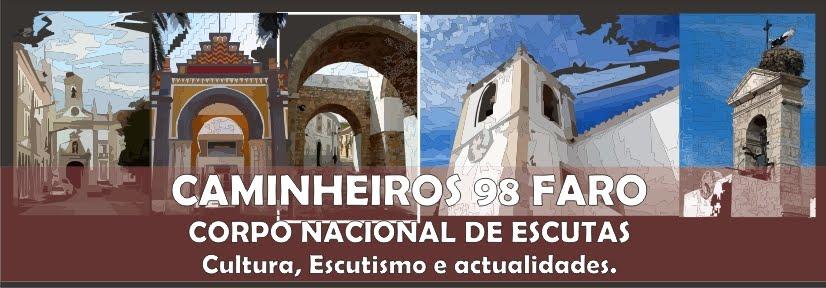 CNE - Caminheiros 98 Faro