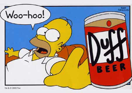 Duff Beer's Official Blog