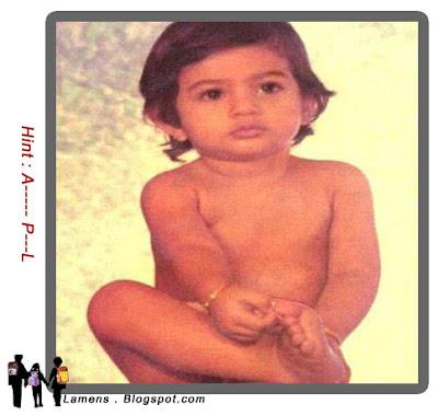 Ameesha Patel Childhood