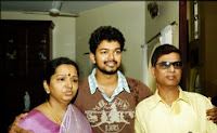 vijay childhood