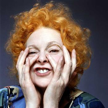 famous vivienne westwood designs. From here, Westwood introduced