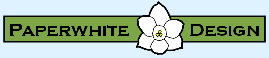 Paperwhite Design