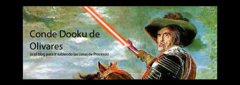 Conde Dooku de Olivare's Blog