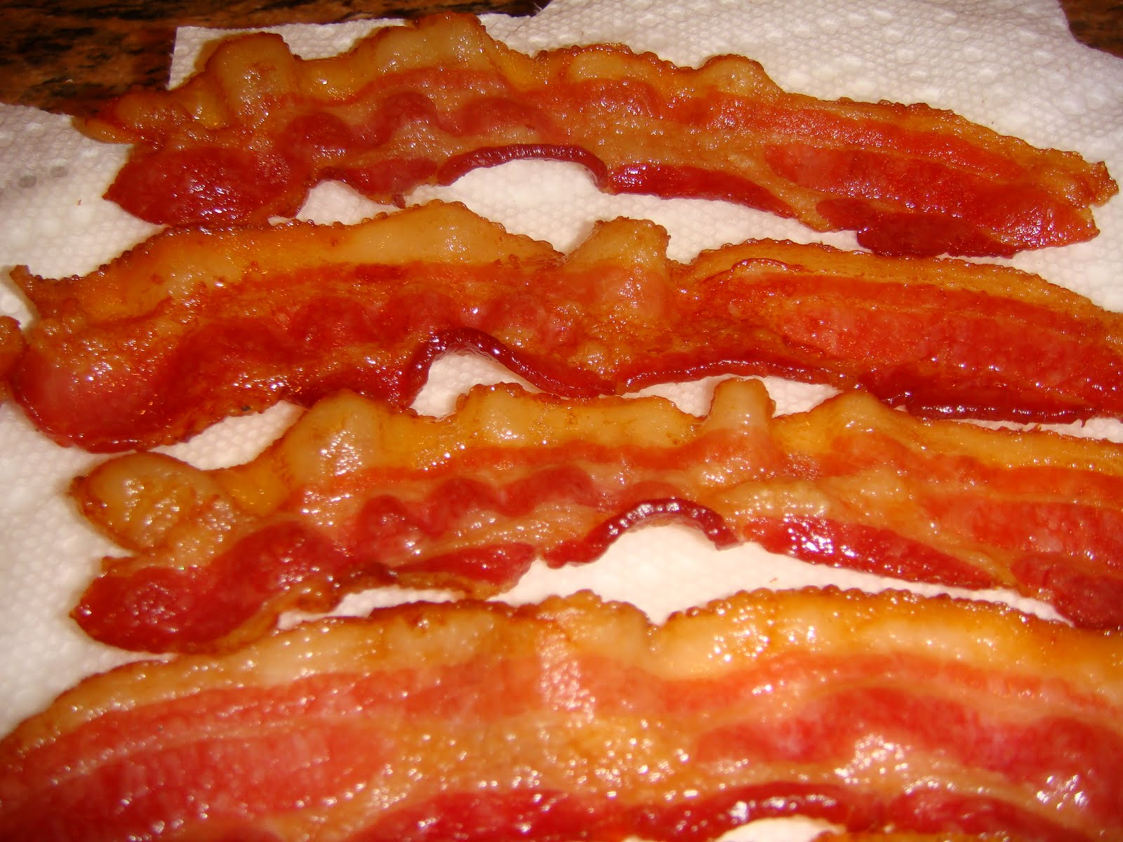how to pre cook bacon and reheat