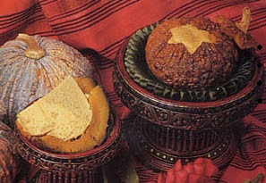 Pumpkin Custard - Fak Thong SangKa Ya