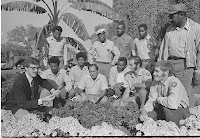 Landscaping Staff, 1973
