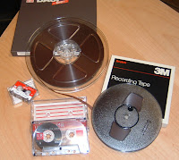 Reels, Cassette and Micro Cassette