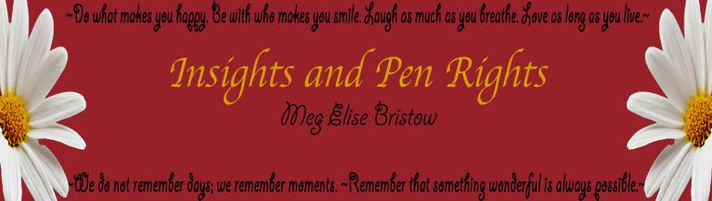 Insights and Pen Rights by Megan