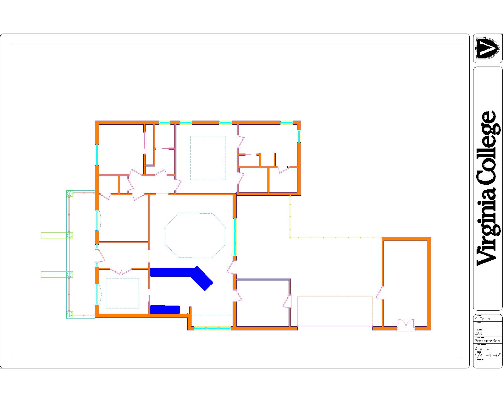 3d designed autodesk autocad 3d architectural floor plans