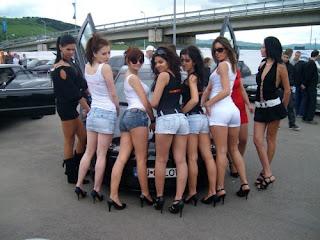 V 237 Tejte Na Automobilov 253 Svět Sexy Girls At 2010 King Of