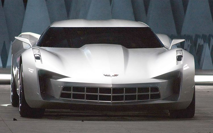 Corvette Stingray Concept Interior. nov there is back Chevy