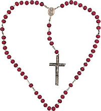Holy Celestial Queen, with this Rosary, I bind my children to your Immaculate Heart.