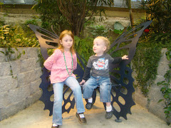 Emma and Mac-Butterfly Palace