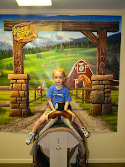 Mac at VBS: Saddle Ridge Ranch