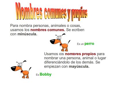 http://primerodecarlos.com/SEGUNDO_PRIMARIA/noviembre/Unidad_4/actividades/lengua_unidad4/nombre_comun_propio.swf