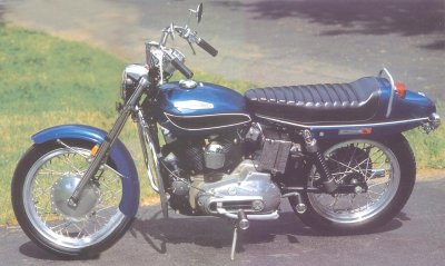 1971 Harley Davidson XLH Sportster   OTOMOTIF