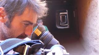 Víctor Tejedor Navares rodando