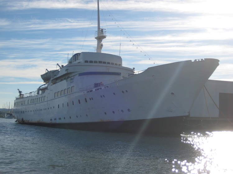"Former ""Dolphin Cruises"" Liner"
