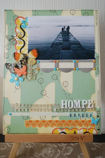Hompe-brygga