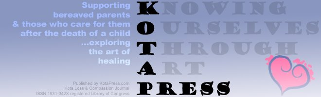 KOTA: Knowing Ourselves Thru Art blog