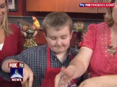 Little Man on Fox 10 Phoenix