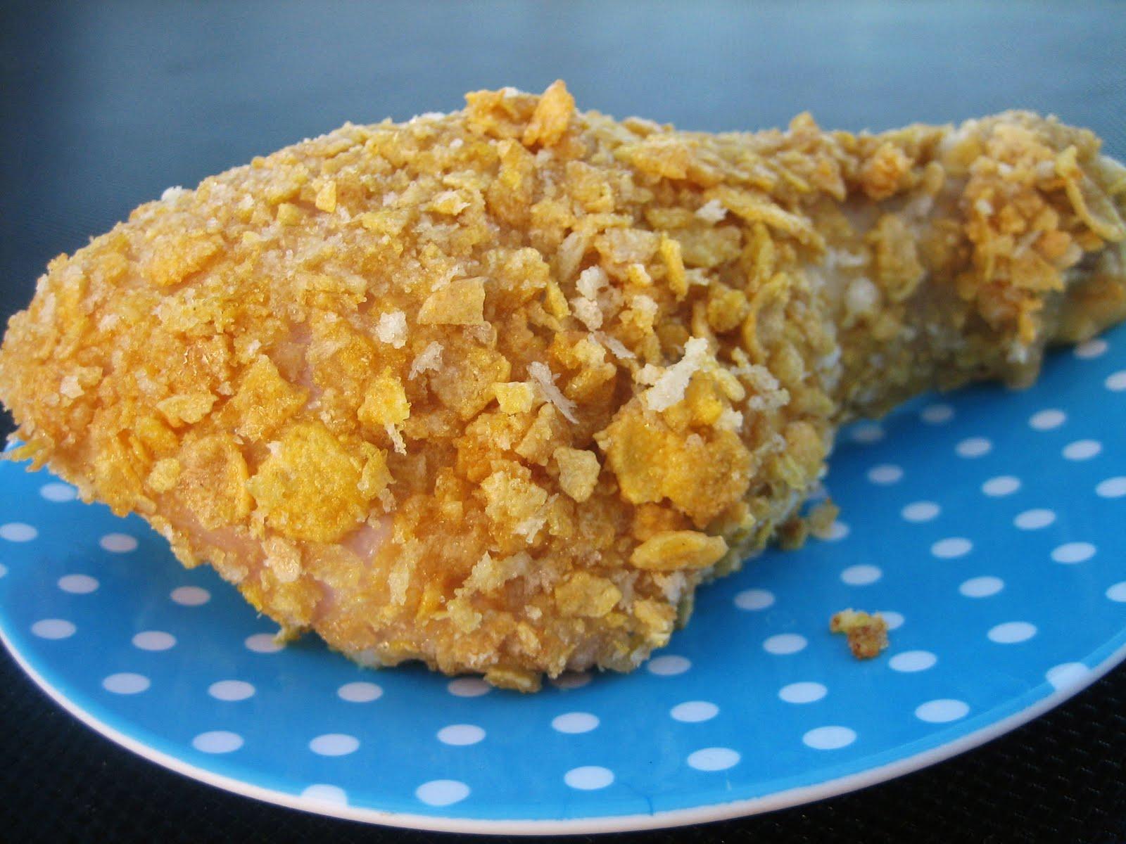 Chef Tess Bakeresse: Crispy Oven Baked Chicken drumsticks