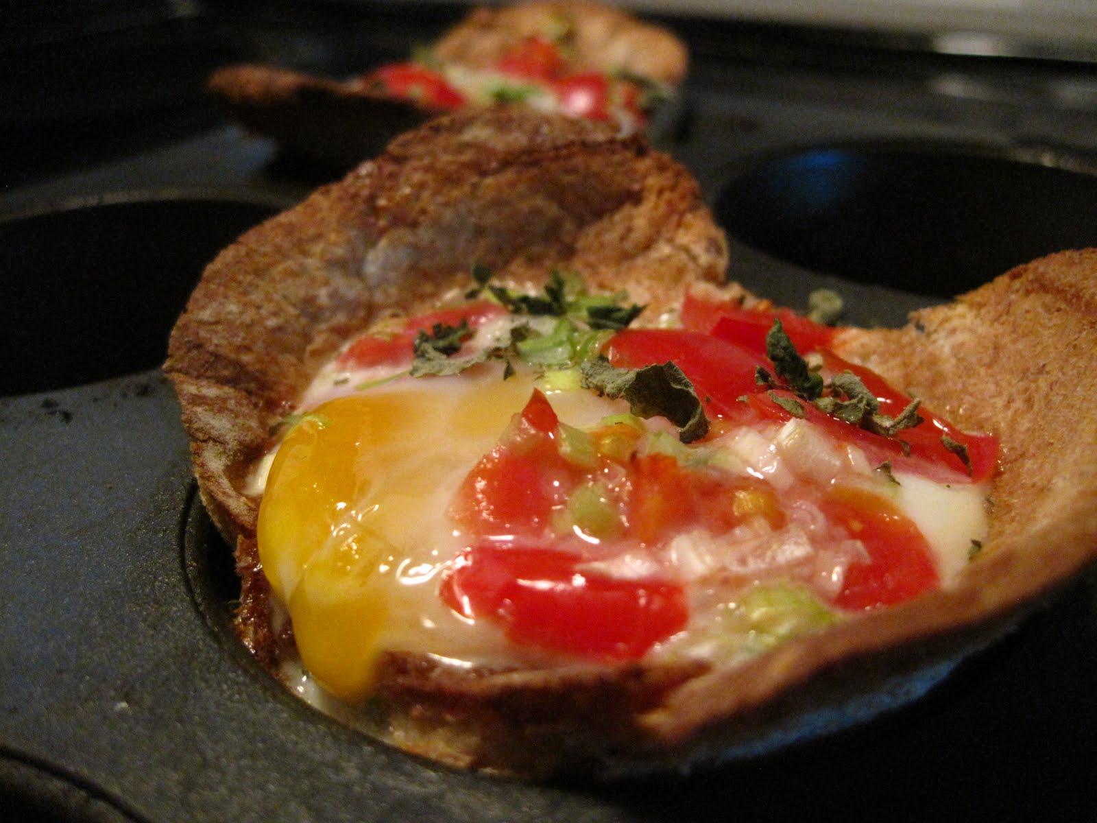 Eggs A La Kevin Recipe — Dishmaps