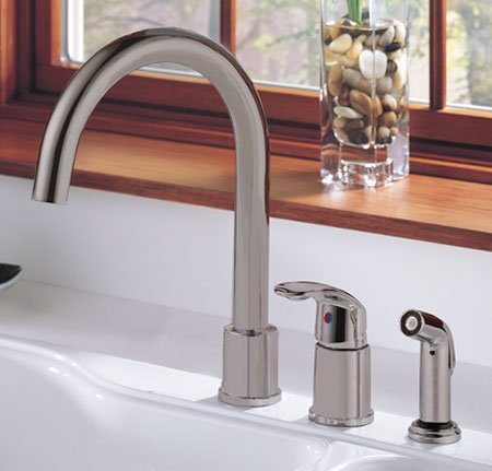 Kitchen faucets reviews for Most popular kitchen faucet
