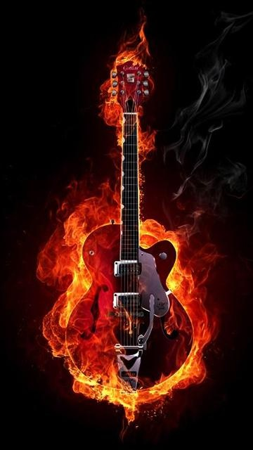 guitars wallpapers. electric guitar wallpaper hd.