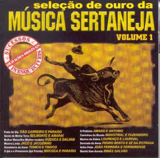 Seleção de Ouro da Musica Sertaneja | músicas