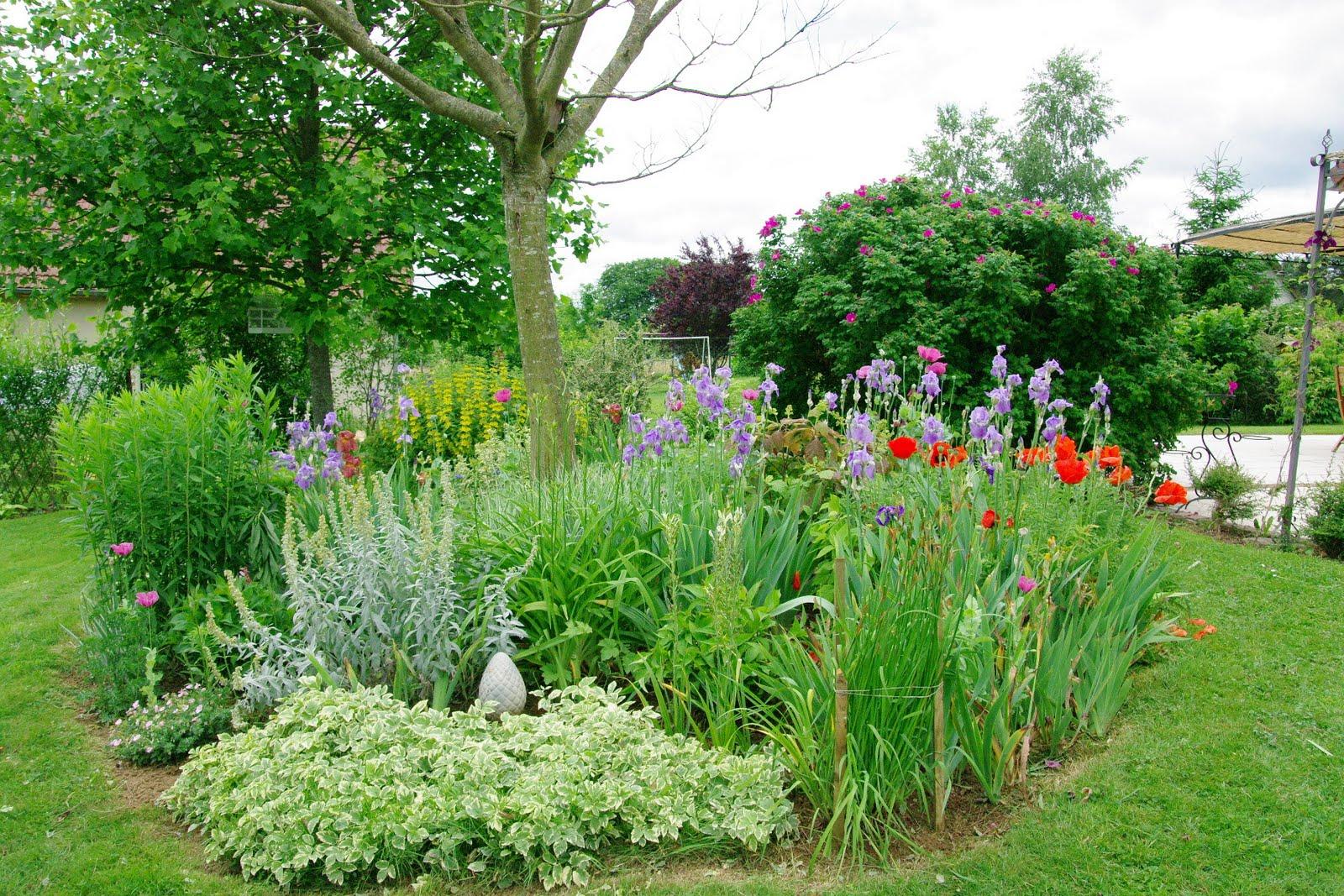 Juin 2010 for Jardins a visiter
