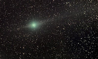 Comet Lunin