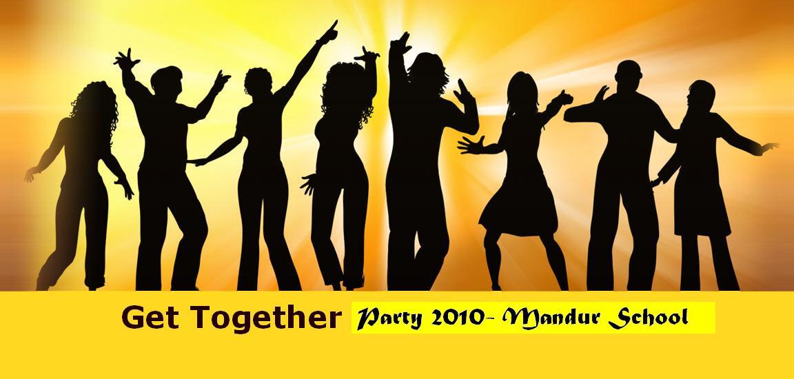 Manduru High School: Planning a Get together Party