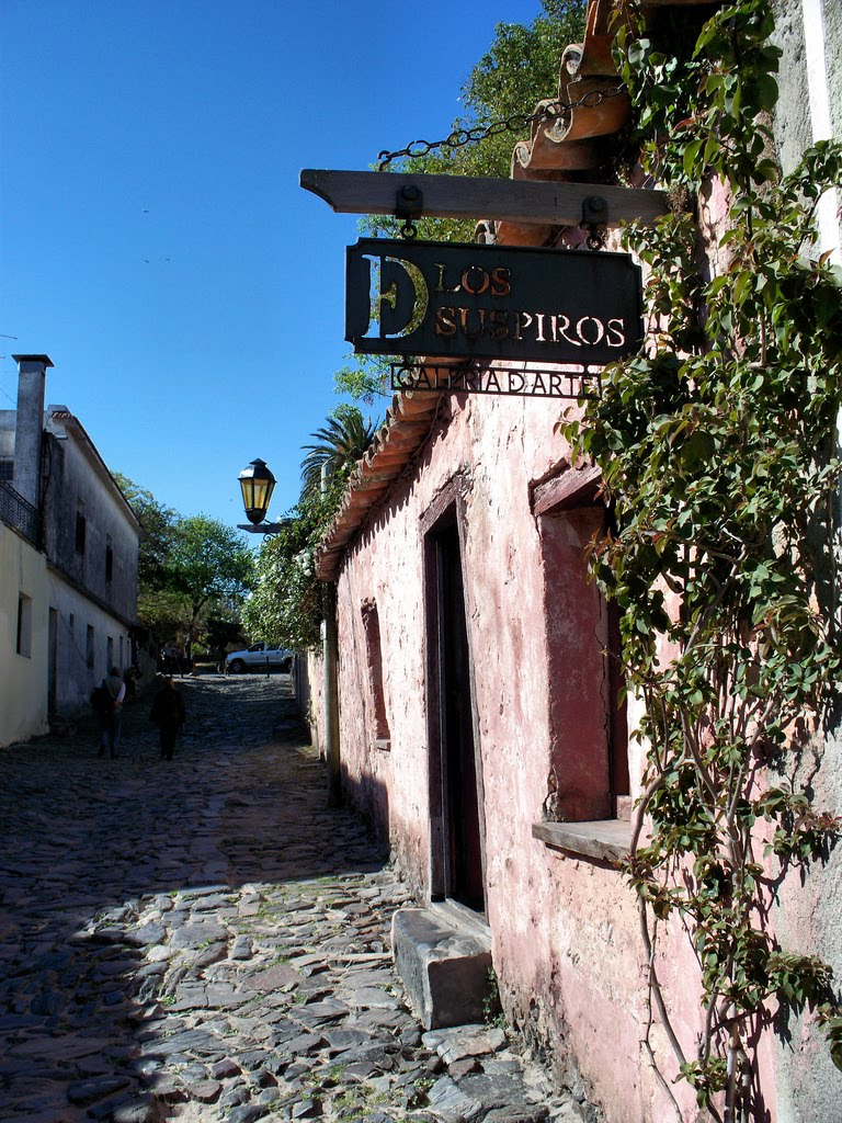 Colonia del Sacramento Uruguay  city photo : Blog do Passos Siga este atalho!: Novembro 2009