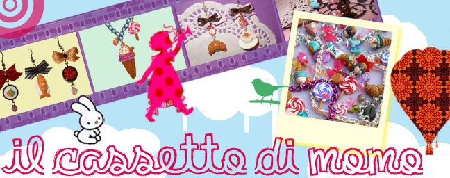 Il cassetto di Momo - English version
